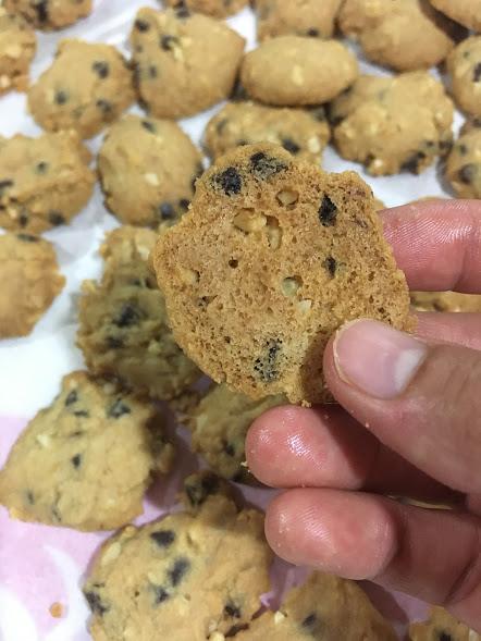 Resepi Biskut Coklat Chip Wajib Disimpan Dapur Ibucergas Com